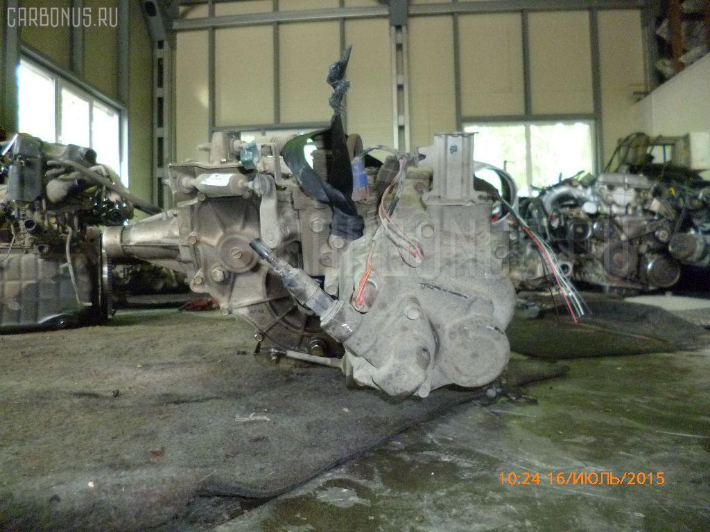 КПП механическая SUBARU SAMBAR KS4 EN07C Фото 13