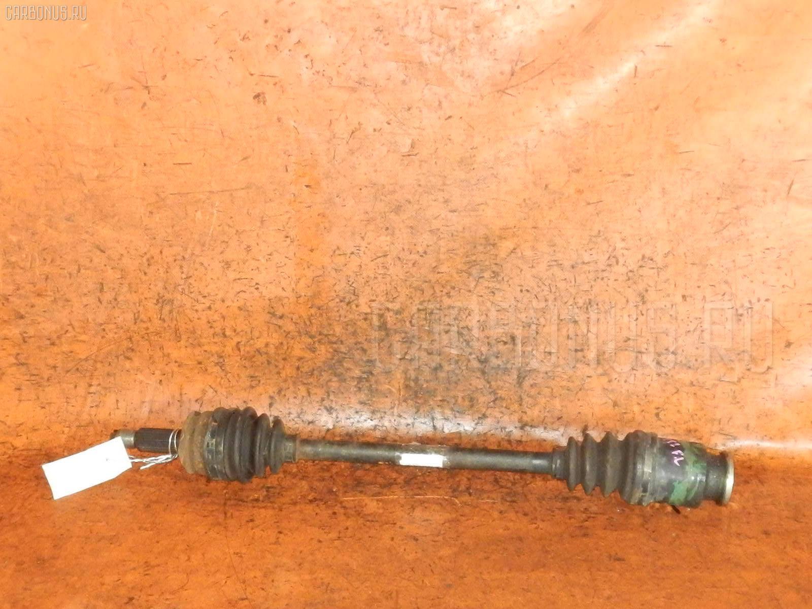 Привод SUBARU SAMBAR TT2 EN07V. Фото 2