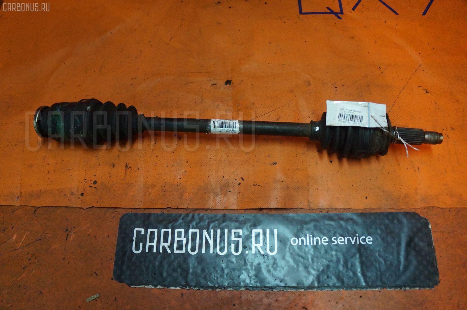 Привод SUBARU SAMBAR TT2 EN07V. Фото 1