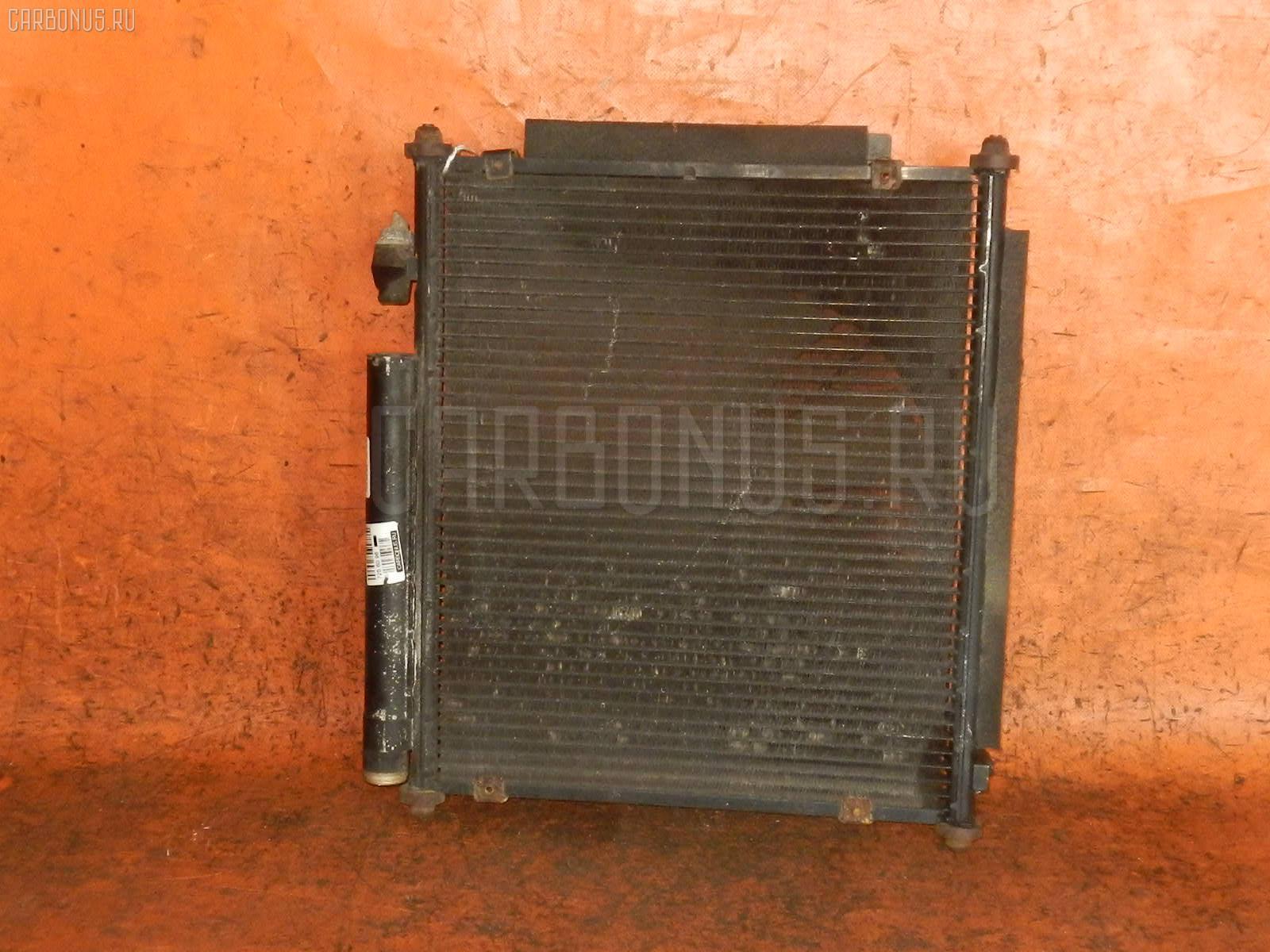 Радиатор кондиционера HONDA FIT GD2 L13A. Фото 8