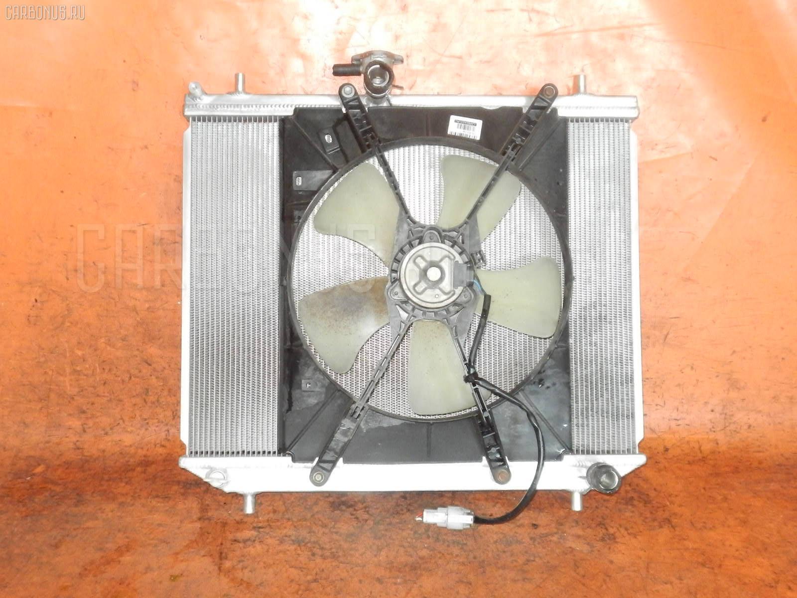Радиатор ДВС DAIHATSU TERIOS KID J111G EF-DET. Фото 4