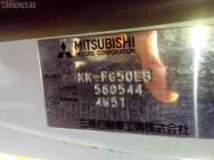 Патрубок радиатора ДВС MITSUBISHI CANTER FG50EB 4M51 Фото 4
