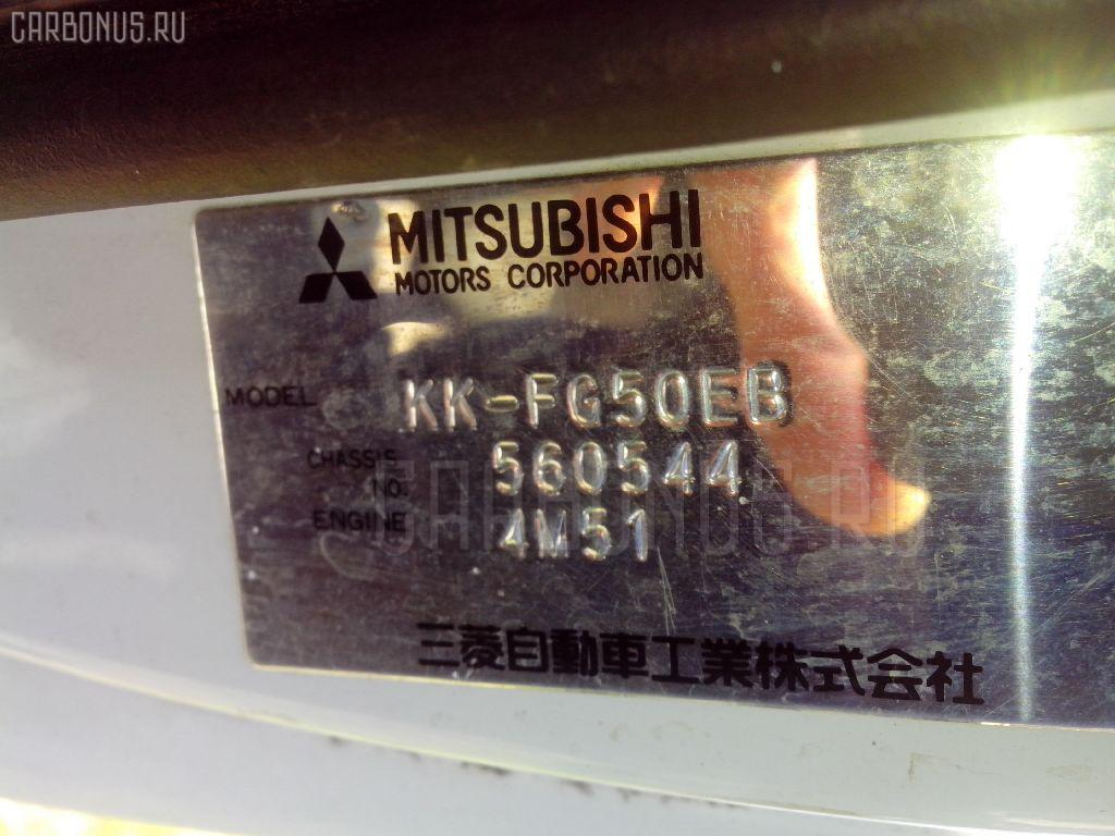 Вакуумный насос MITSUBISHI CANTER FG50EB 4M51 Фото 6