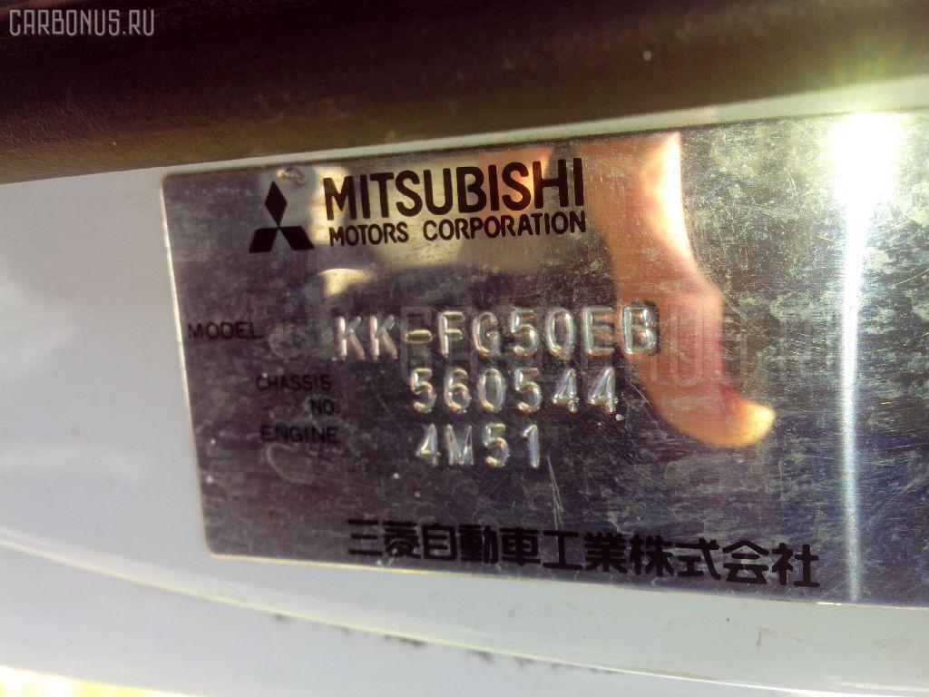 Рулевая рейка MITSUBISHI CANTER FG50EB 4M51 Фото 5