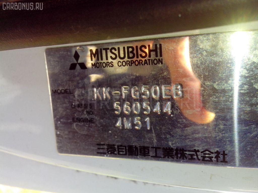 Бачок гидроусилителя MITSUBISHI CANTER FG50EB 4M51 Фото 5
