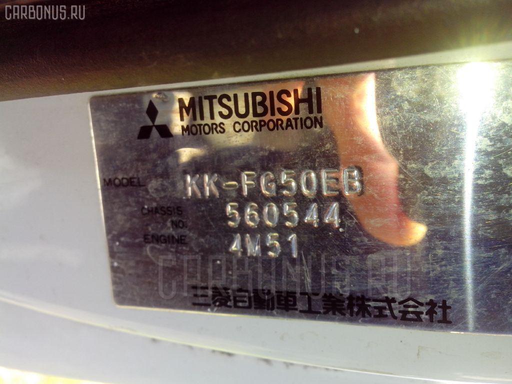 Тормозные колодки MITSUBISHI CANTER FG50EB 4M51 Фото 4