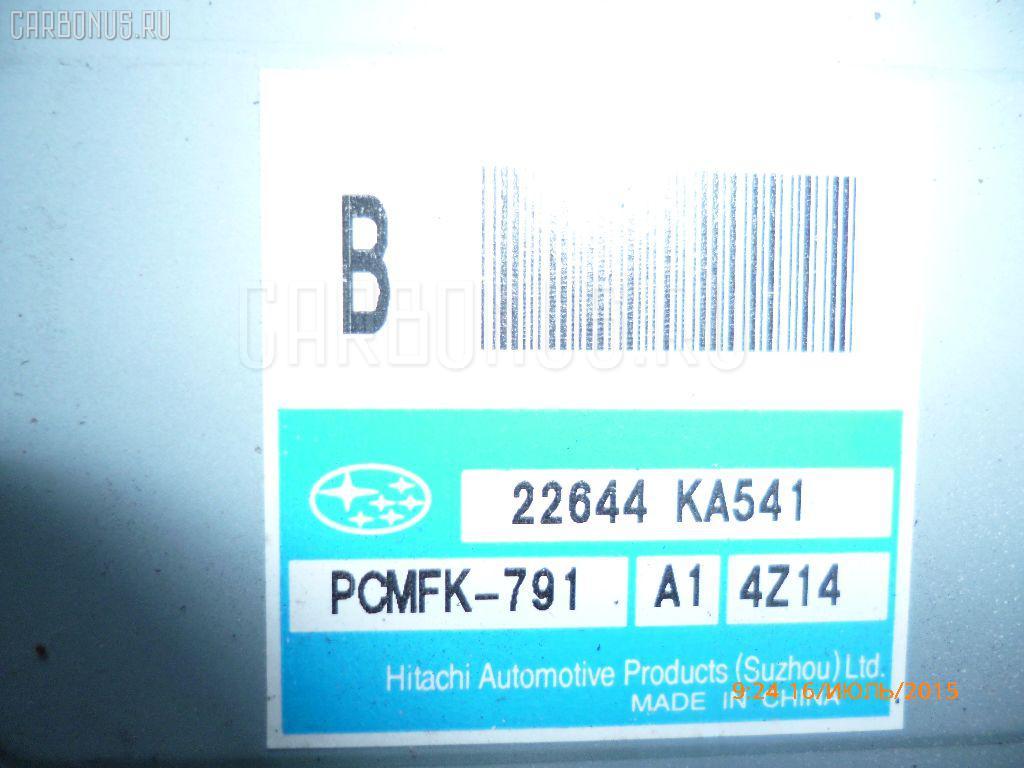 Двигатель SUBARU SAMBAR TT2 EN07V Фото 7