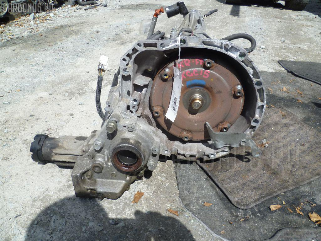 КПП автоматическая Toyota Passo KGC15 1KR-FE Фото 1