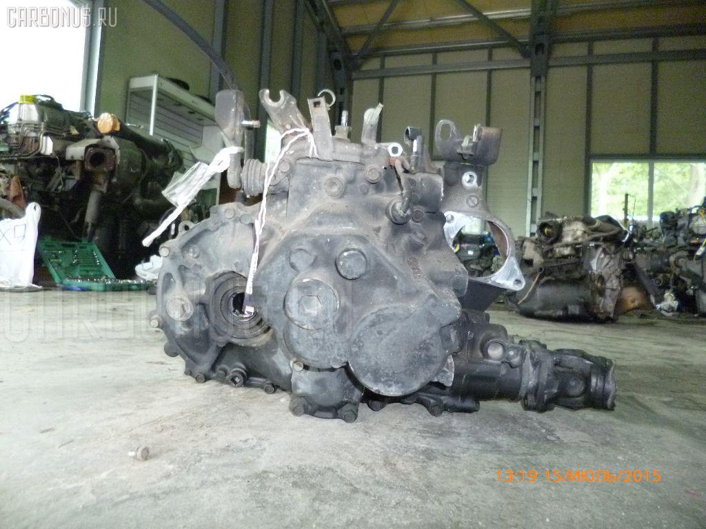 КПП механическая HONDA ACTY HA4 E07A Фото 10