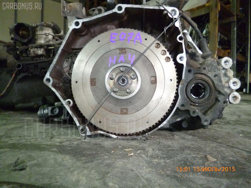 КПП механическая HONDA ACTY HA4 E07A Фото 11