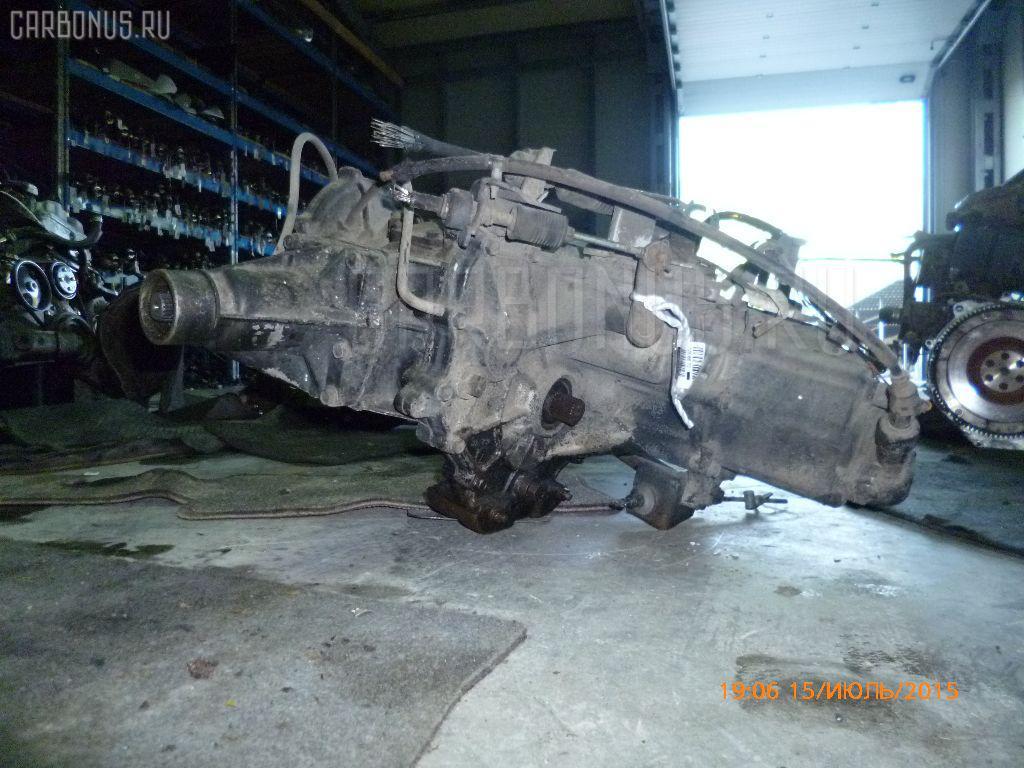 КПП механическая SUBARU SAMBAR KS4 EN07C Фото 4