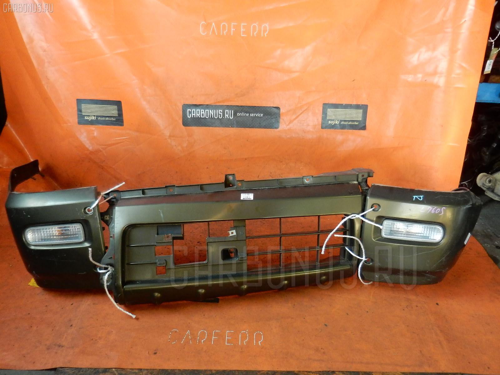 Бампер DAIHATSU NAKED L760S Фото 1