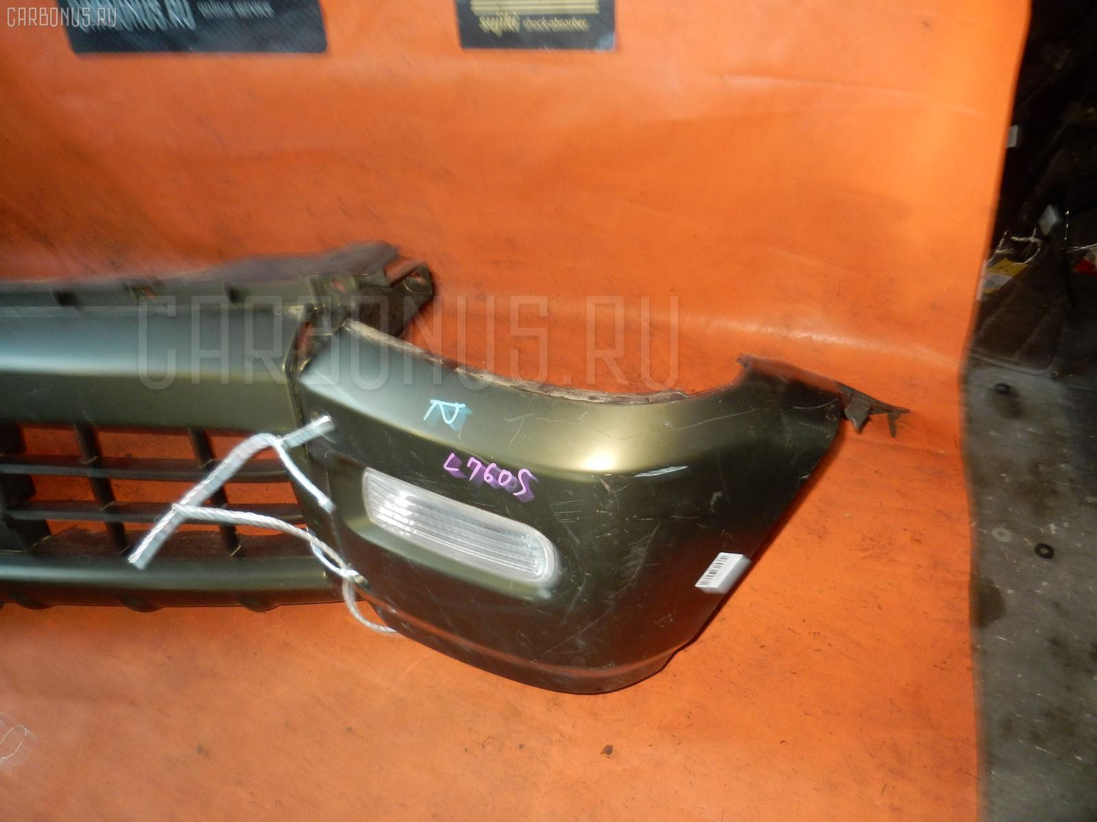 Бампер DAIHATSU NAKED L760S Фото 3