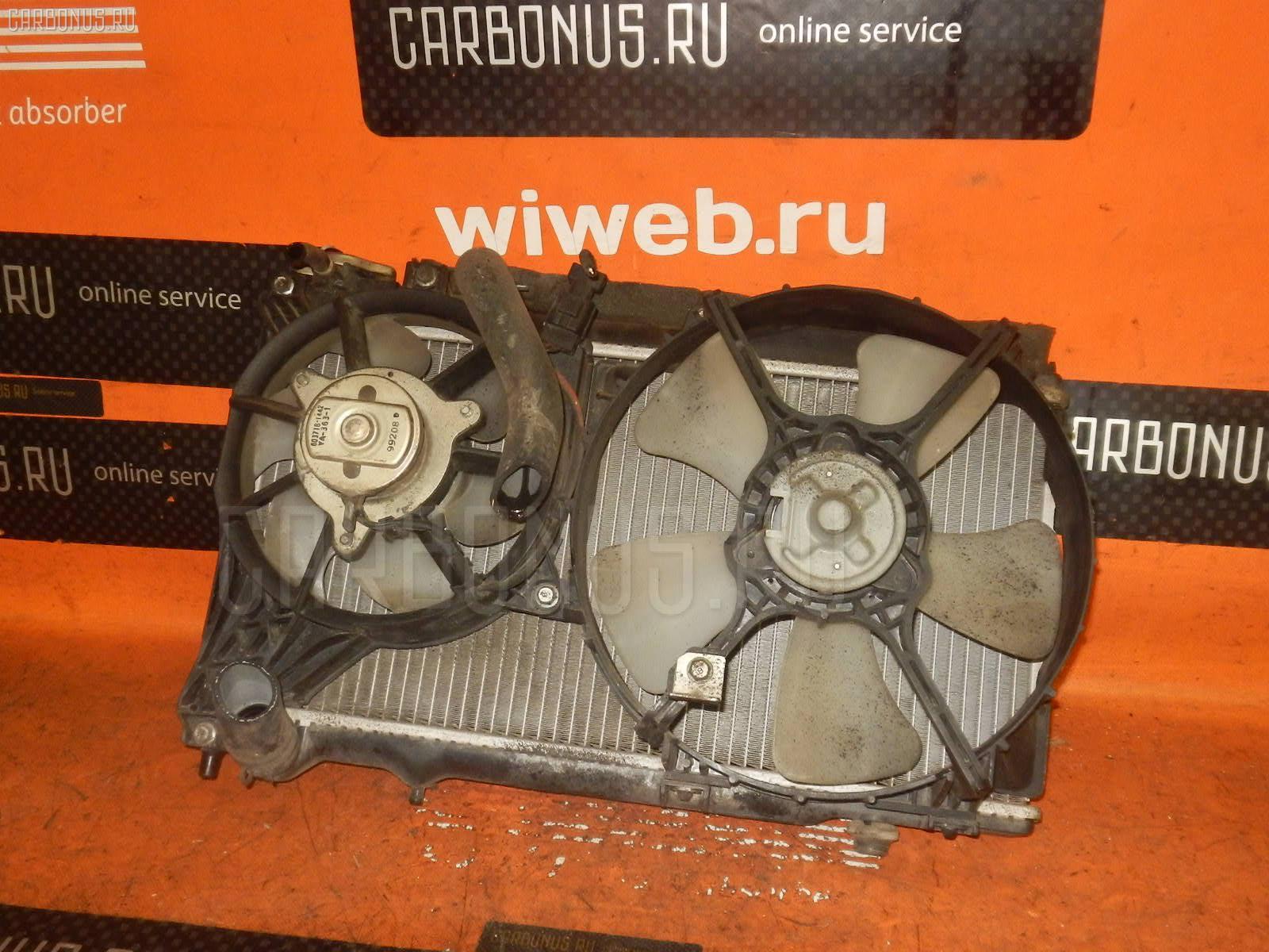 Радиатор ДВС SUBARU SAMBAR TT2 EN07V Фото 1