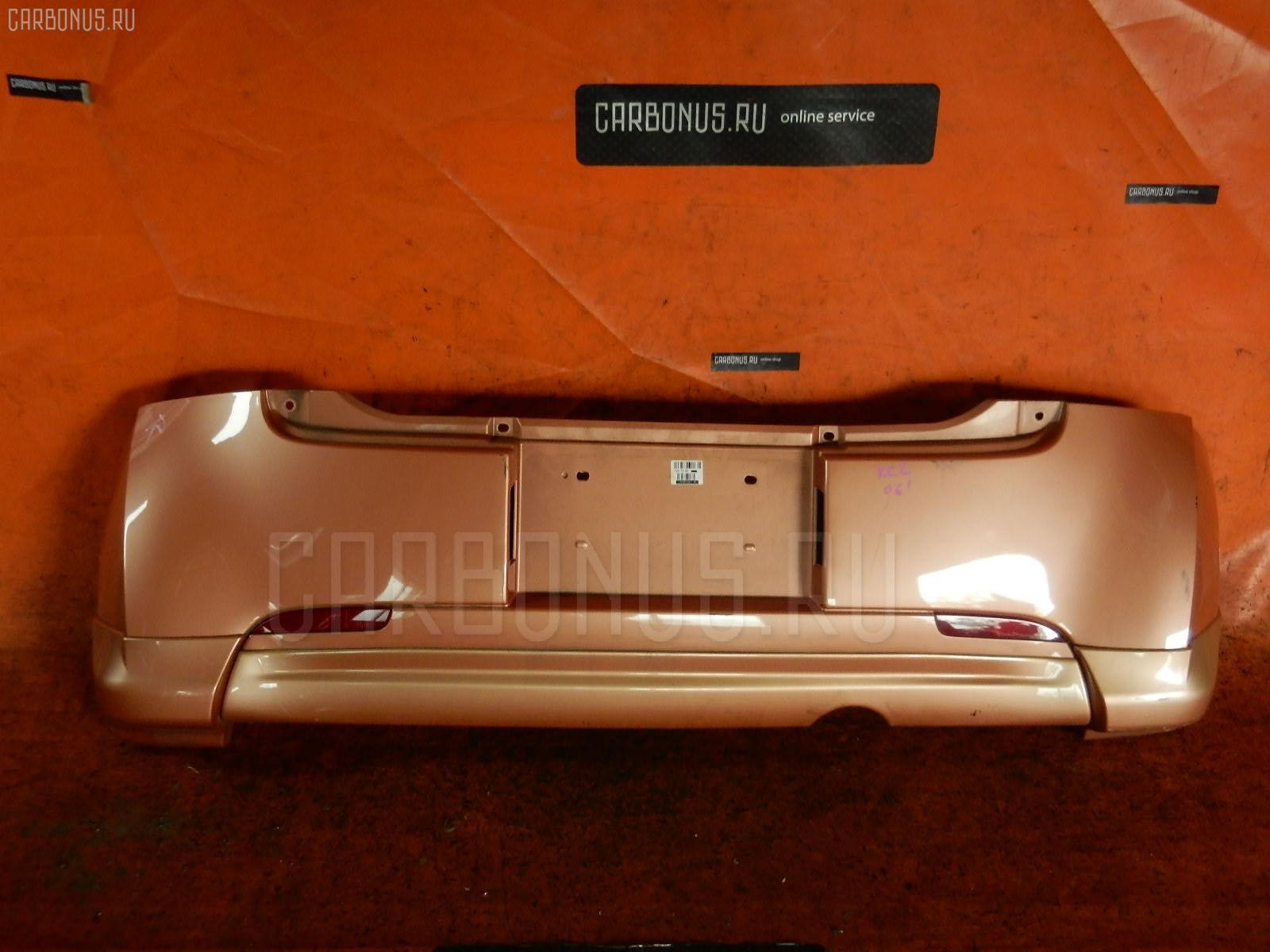 Бампер SUBARU R2 RC2 Фото 2