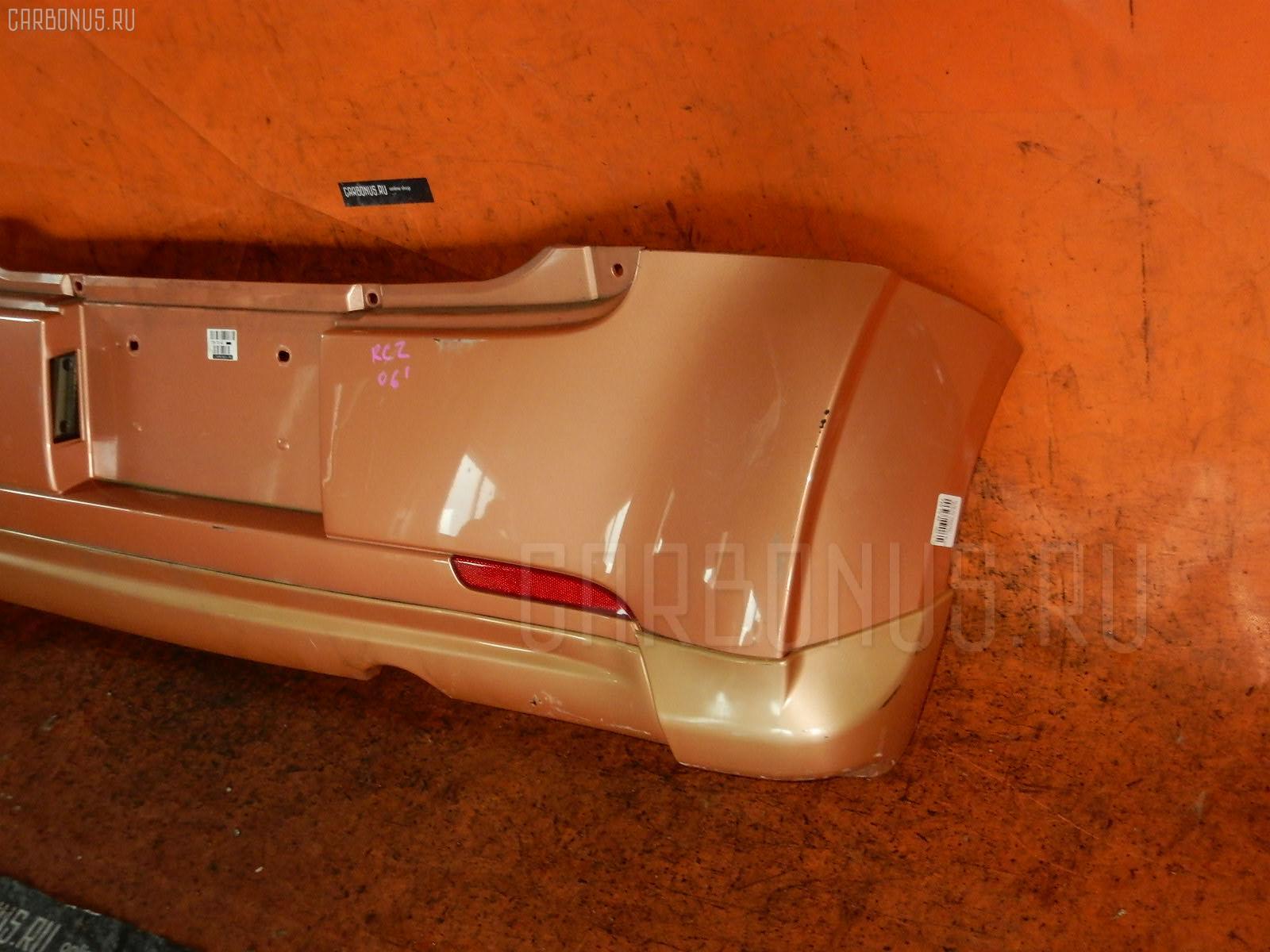 Бампер SUBARU R2 RC2 Фото 4