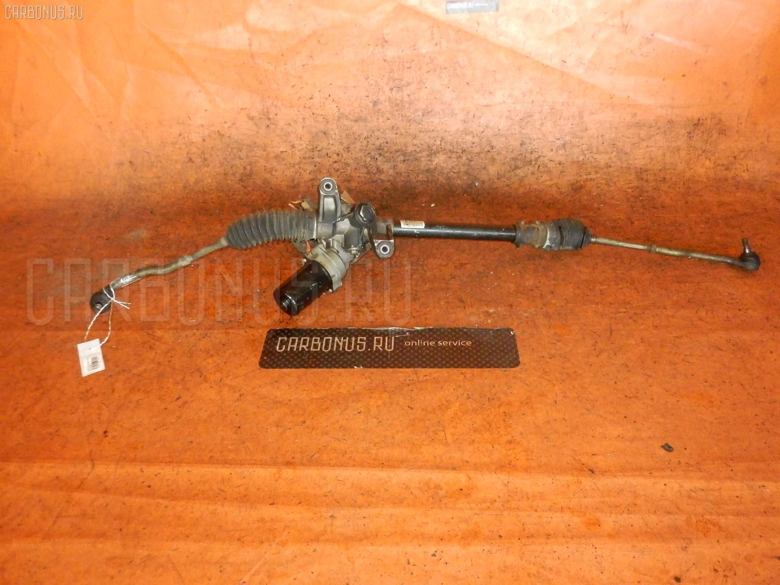 Рулевая рейка HONDA FIT GD4 L15A. Фото 1