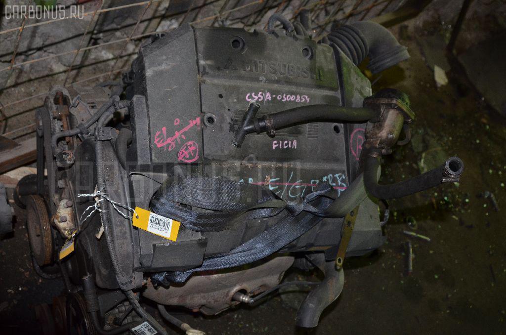 Двигатель MITSUBISHI LANCER CEDIA CS5A 4G93. Фото 6