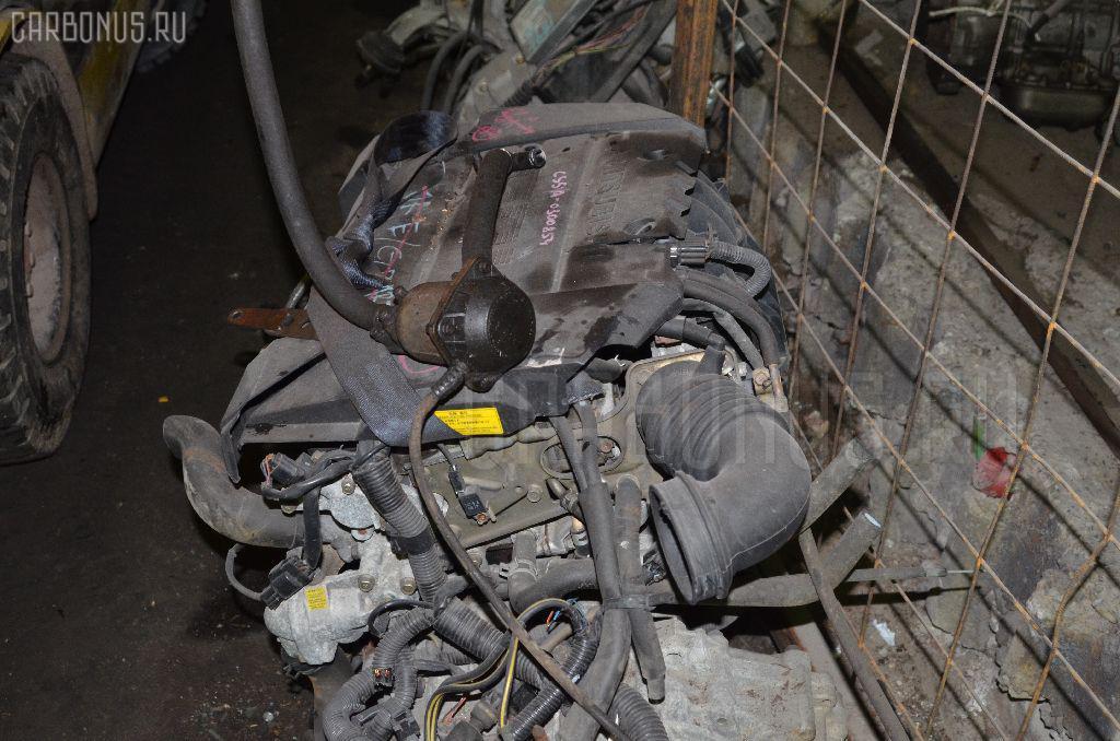 Двигатель MITSUBISHI LANCER CEDIA CS5A 4G93. Фото 9