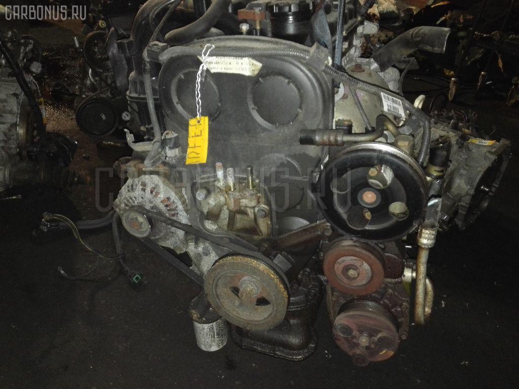 Двигатель MITSUBISHI LANCER CEDIA CS5A 4G93. Фото 3