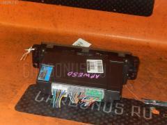 Блок управления климатконтроля Nissan Elgrand APWE50 VQ35DE Фото 3