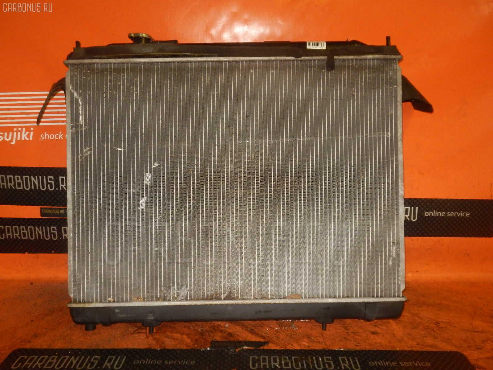 Радиатор ДВС NISSAN ELGRAND APWE50 VQ35DE. Фото 1