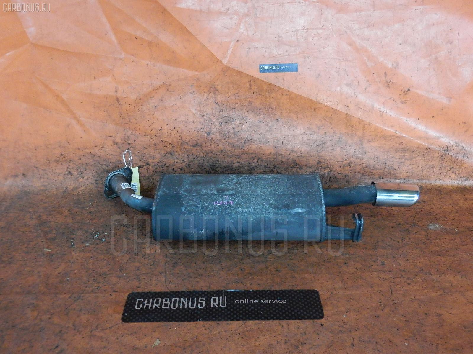 Глушитель TOYOTA CELSIOR UCF11 1UZ-FE Фото 1