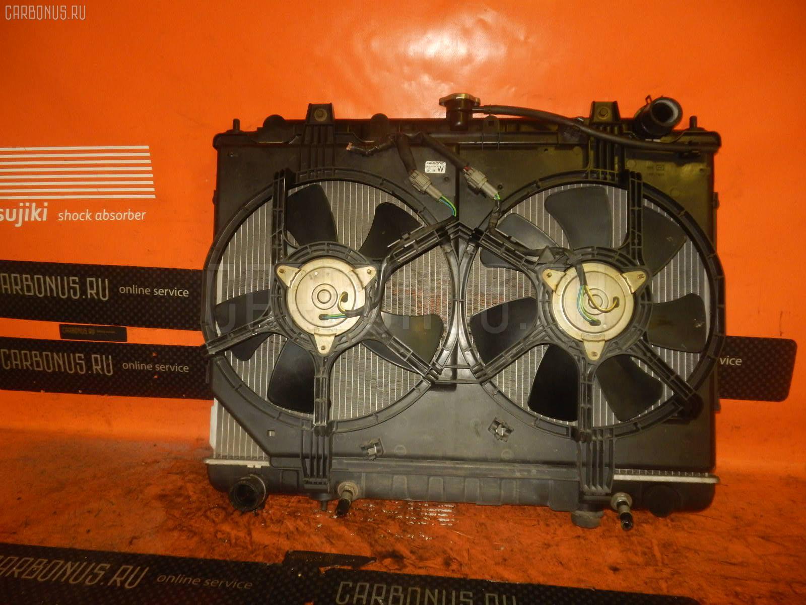 Радиатор ДВС NISSAN PRESAGE NU30 KA24DE. Фото 9