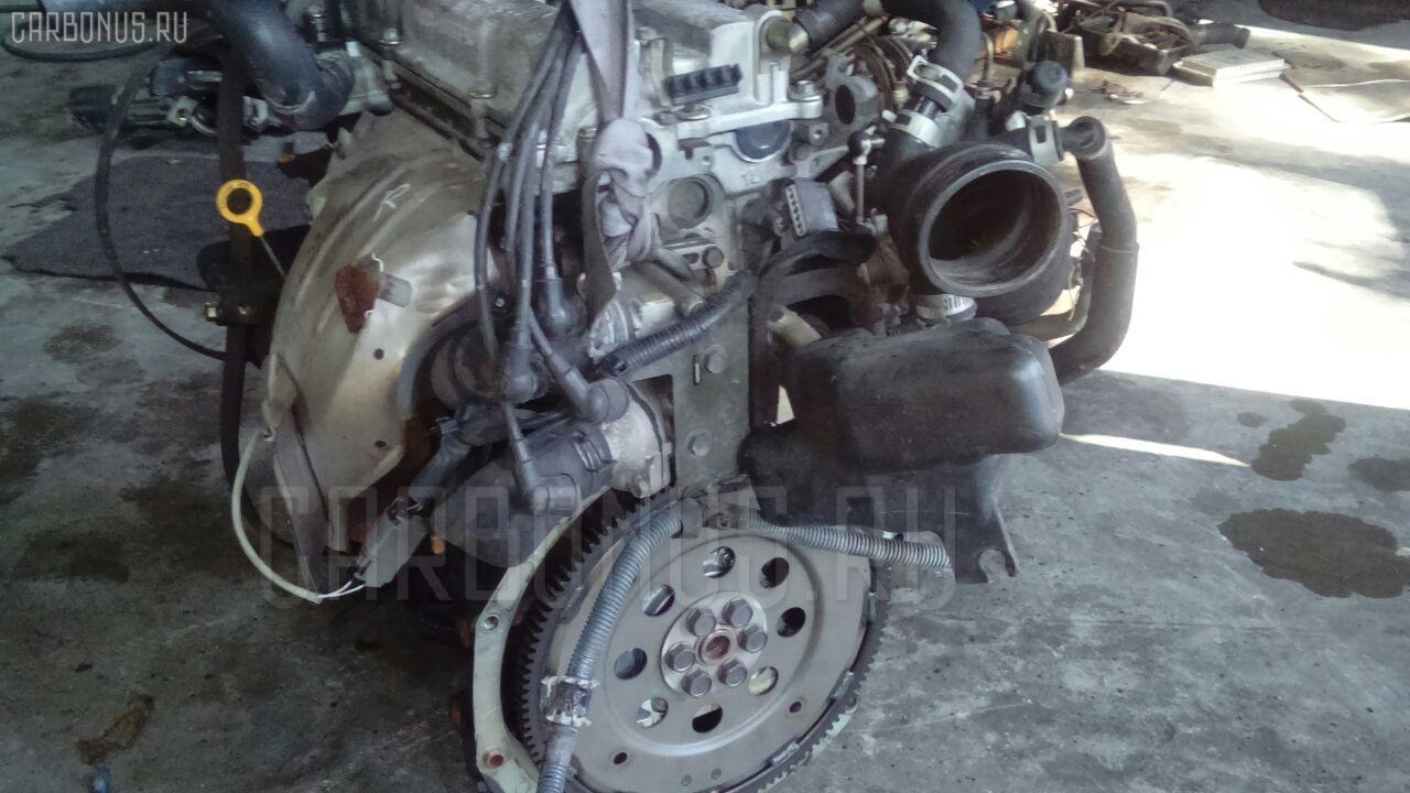 Двигатель NISSAN PRESAGE NU30 KA24DE Фото 3