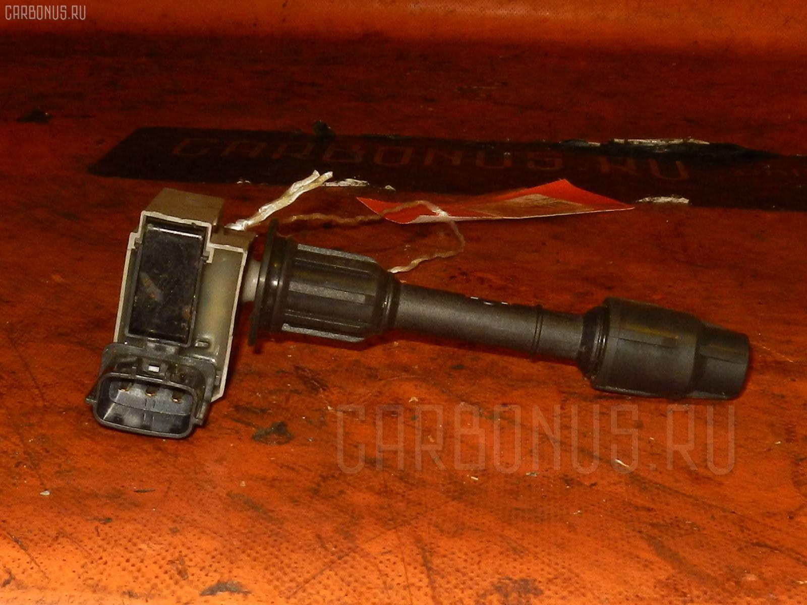 Катушка зажигания NISSAN ELGRAND APWE50 VQ35DE. Фото 4