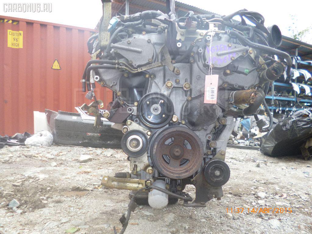 Двигатель NISSAN ELGRAND APWE50 VQ35DE Фото 2