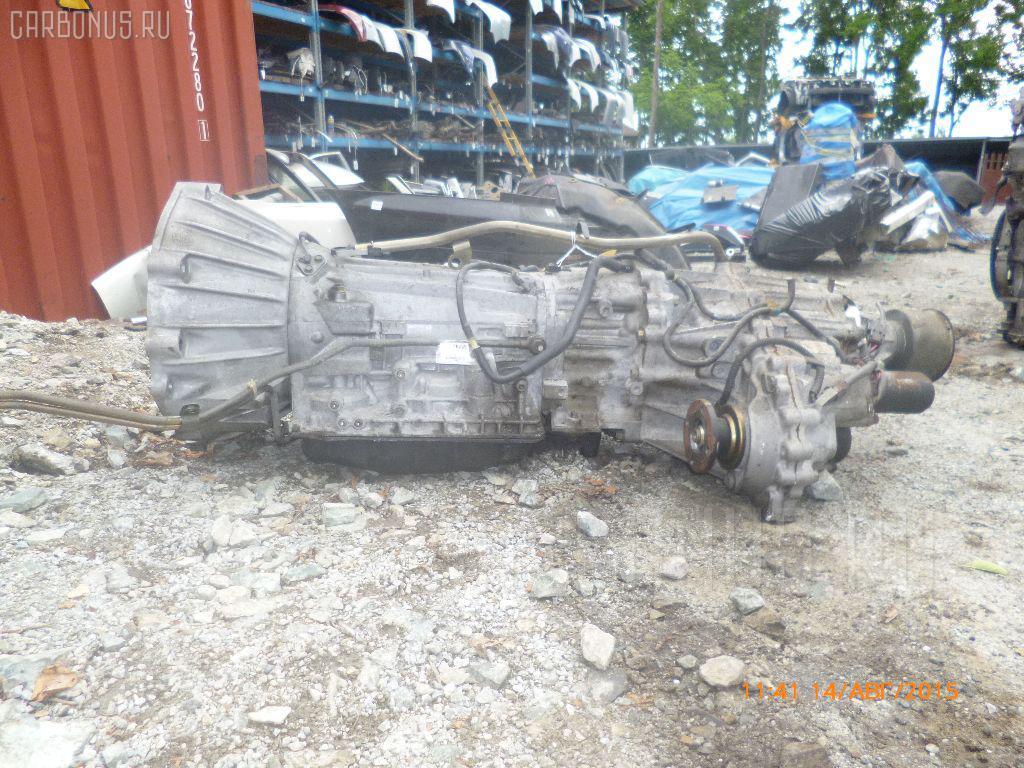 КПП автоматическая NISSAN ELGRAND APWE50 VQ35DE. Фото 7