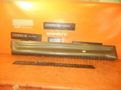 Накладка декоративная R Mitsubishi Delica star wagon P35W 4D56T Фото 2