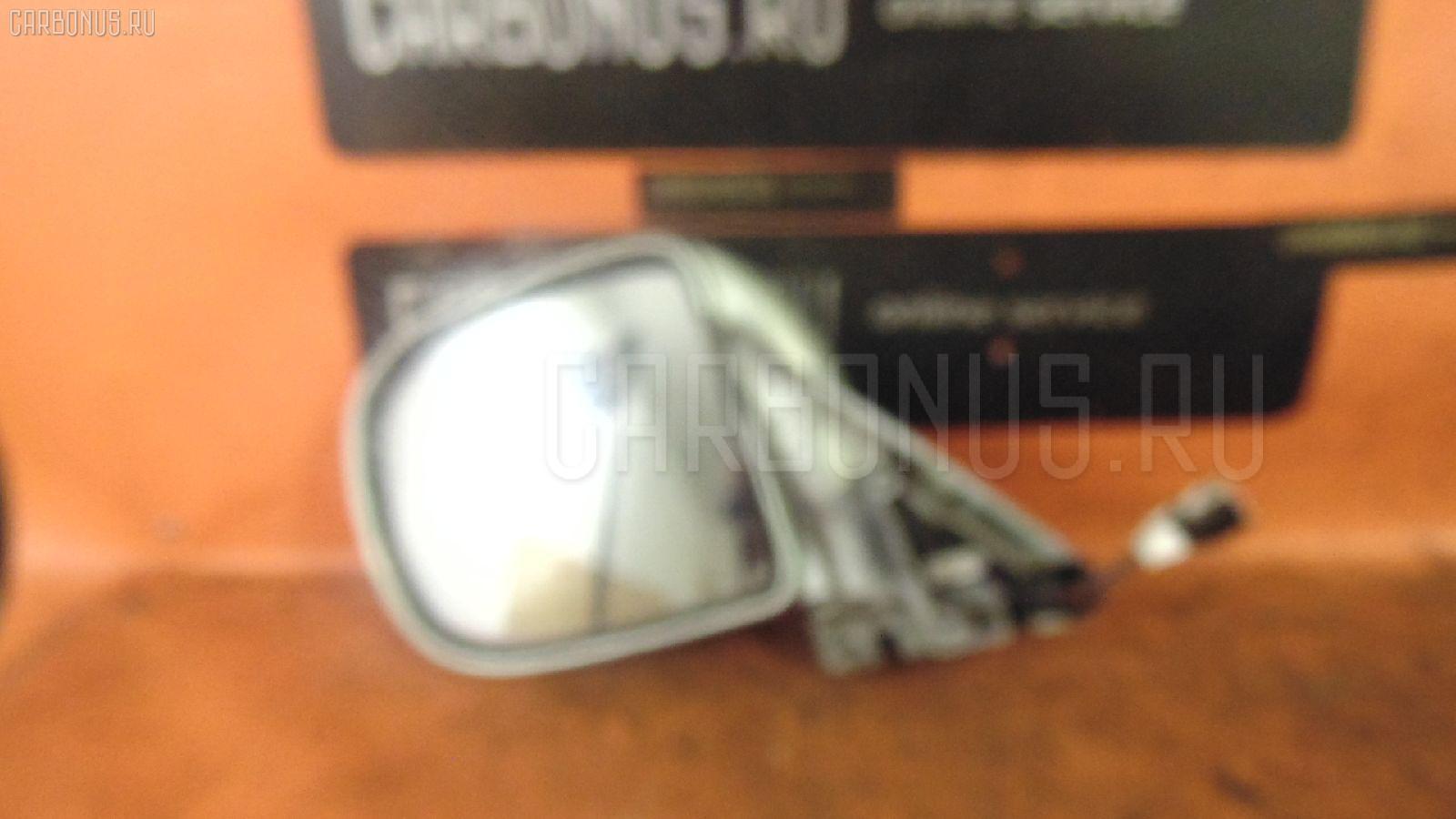 Зеркало двери боковой TOYOTA HIACE RZH101G. Фото 5