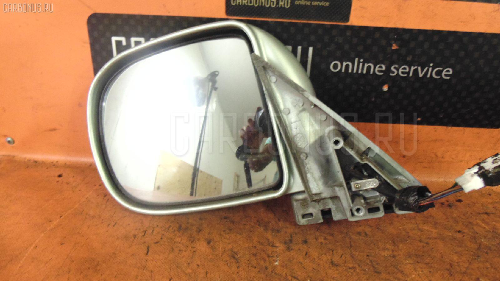 Зеркало двери боковой TOYOTA HIACE RZH101G. Фото 6