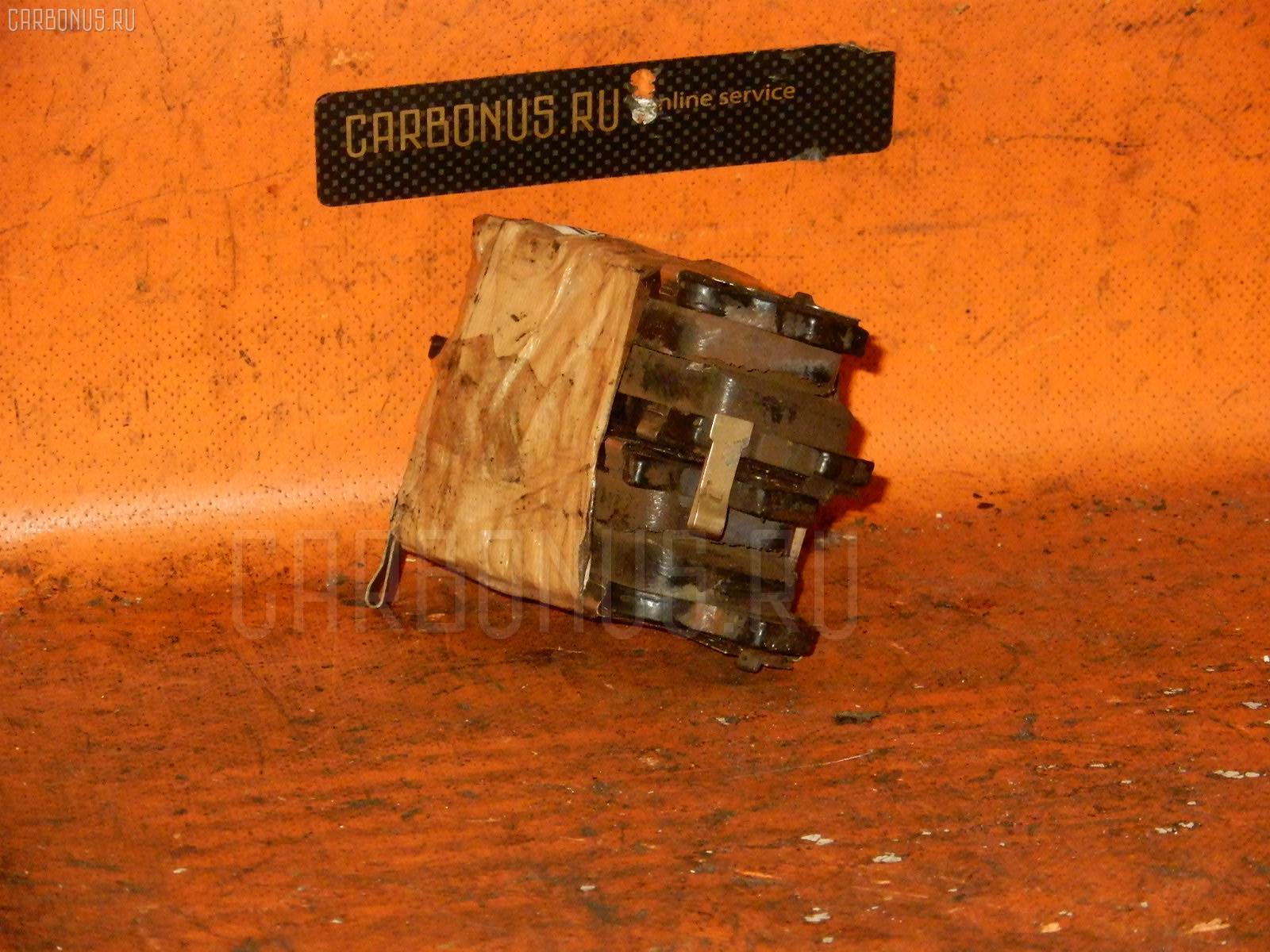 Тормозные колодки TOYOTA PROBOX NCP55V 1NZ-FE. Фото 3