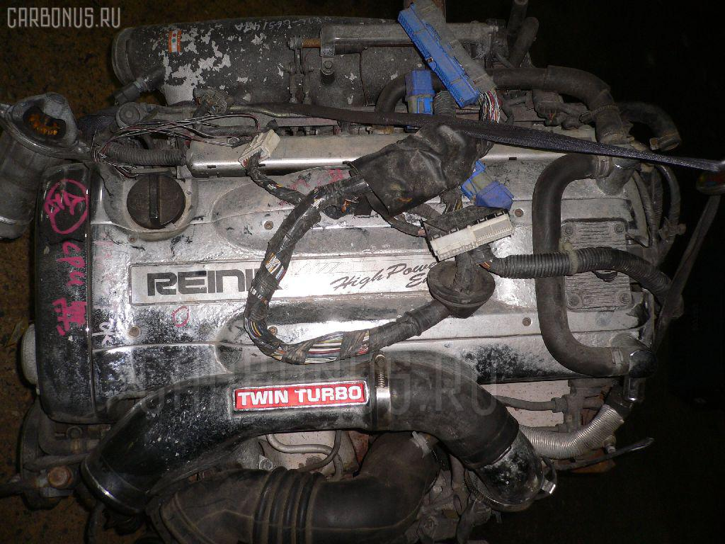 Двигатель NISSAN RB26DETT Фото 1