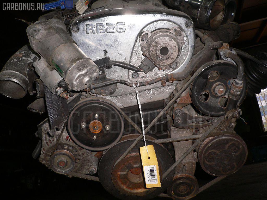 Двигатель NISSAN RB26DETT Фото 5