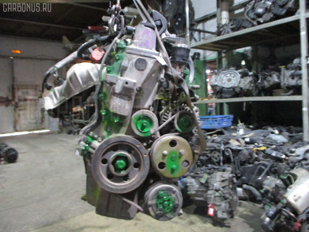Двигатель Honda Fit GD4 L15A Фото 1