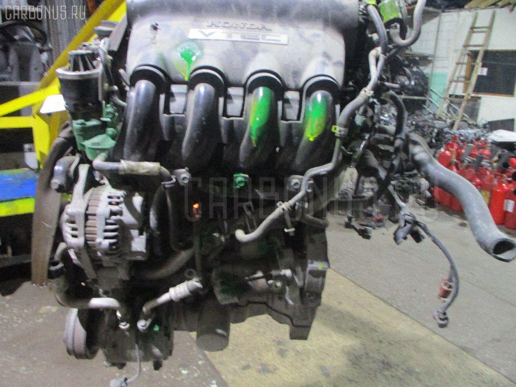 Двигатель HONDA FIT GD4 L15A Фото 4