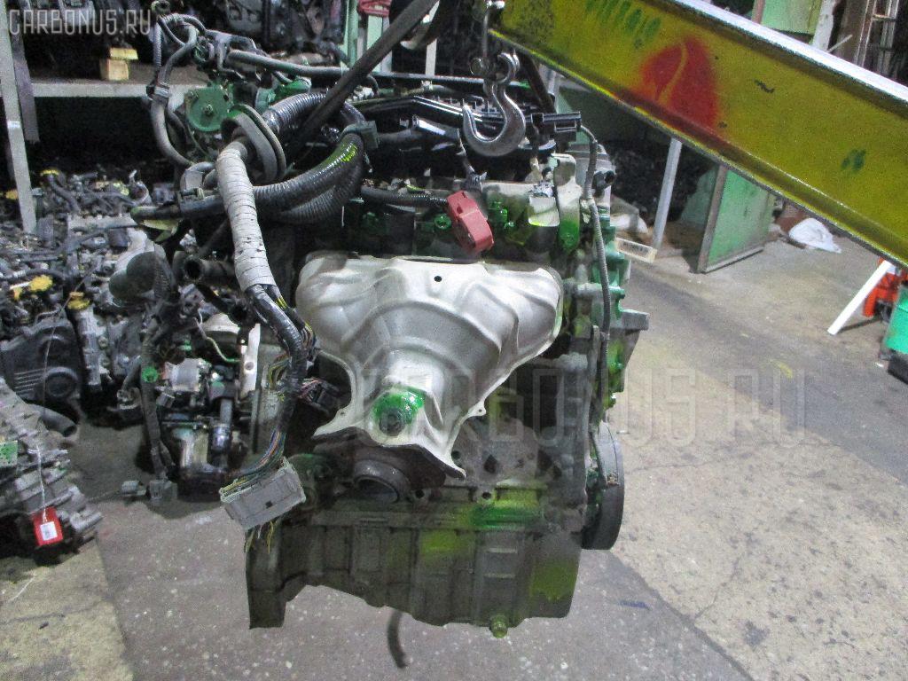 Двигатель HONDA FIT GD4 L15A Фото 8