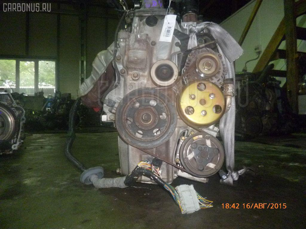 Двигатель HONDA FIT GD4 L15A Фото 2