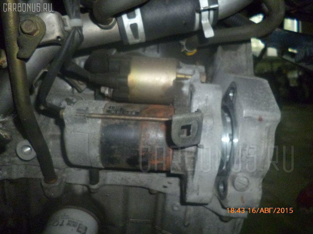 Двигатель HONDA FIT GD4 L15A Фото 5
