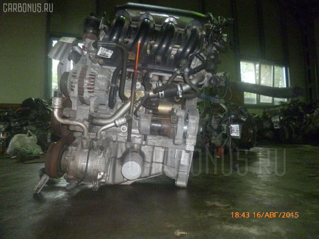 Двигатель HONDA FIT GD4 L15A Фото 7
