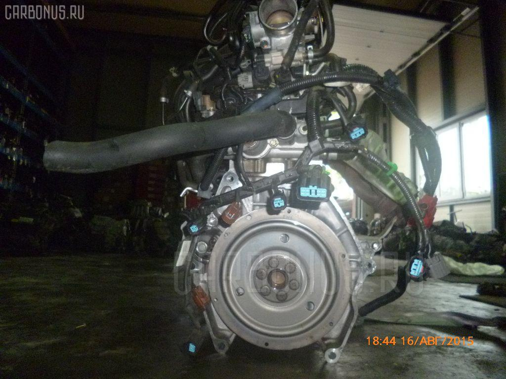 Двигатель HONDA FIT GD4 L15A Фото 10