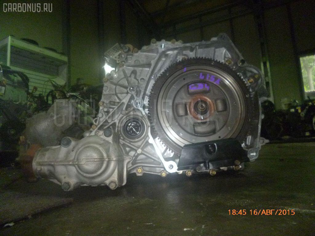 КПП автоматическая HONDA FIT GD4 L15A. Фото 2