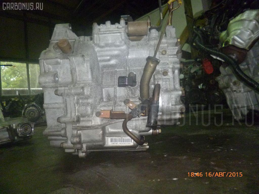 КПП автоматическая HONDA FIT GD4 L15A. Фото 4