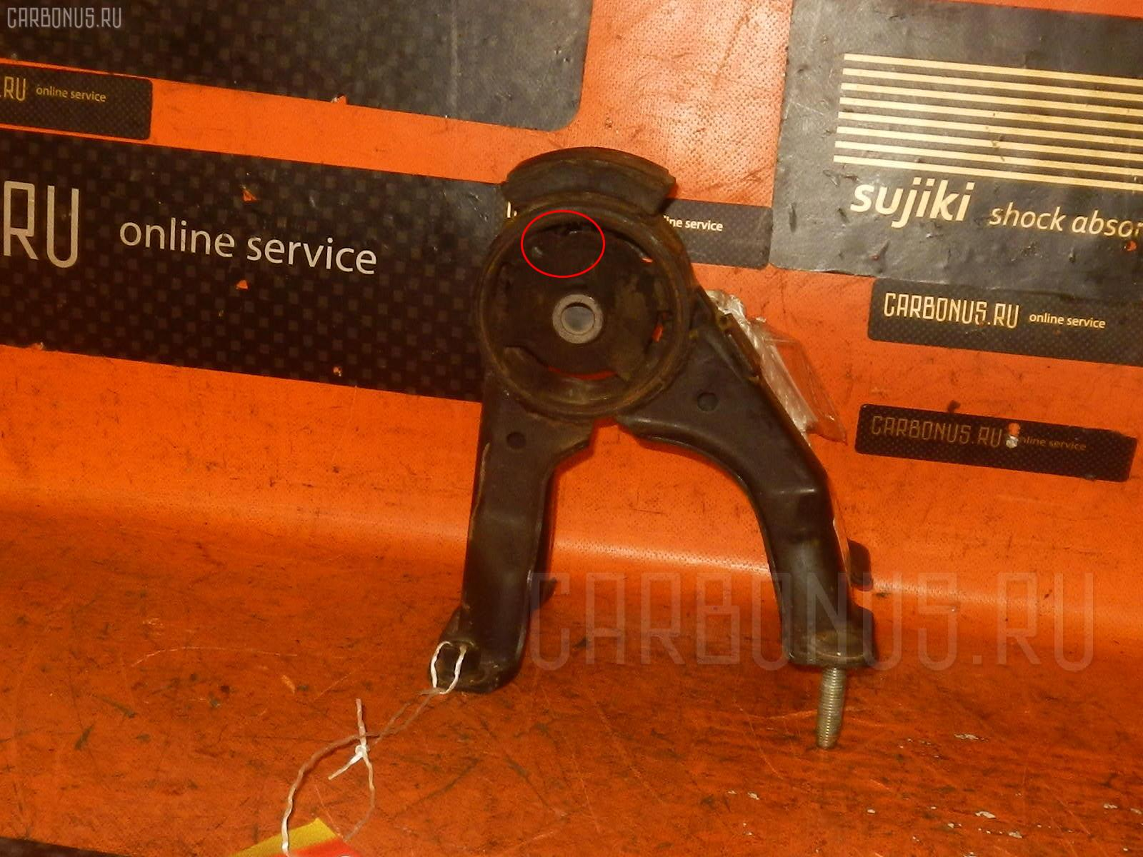 Подушка двигателя TOYOTA CALDINA AT211G 7A-FE Фото 1