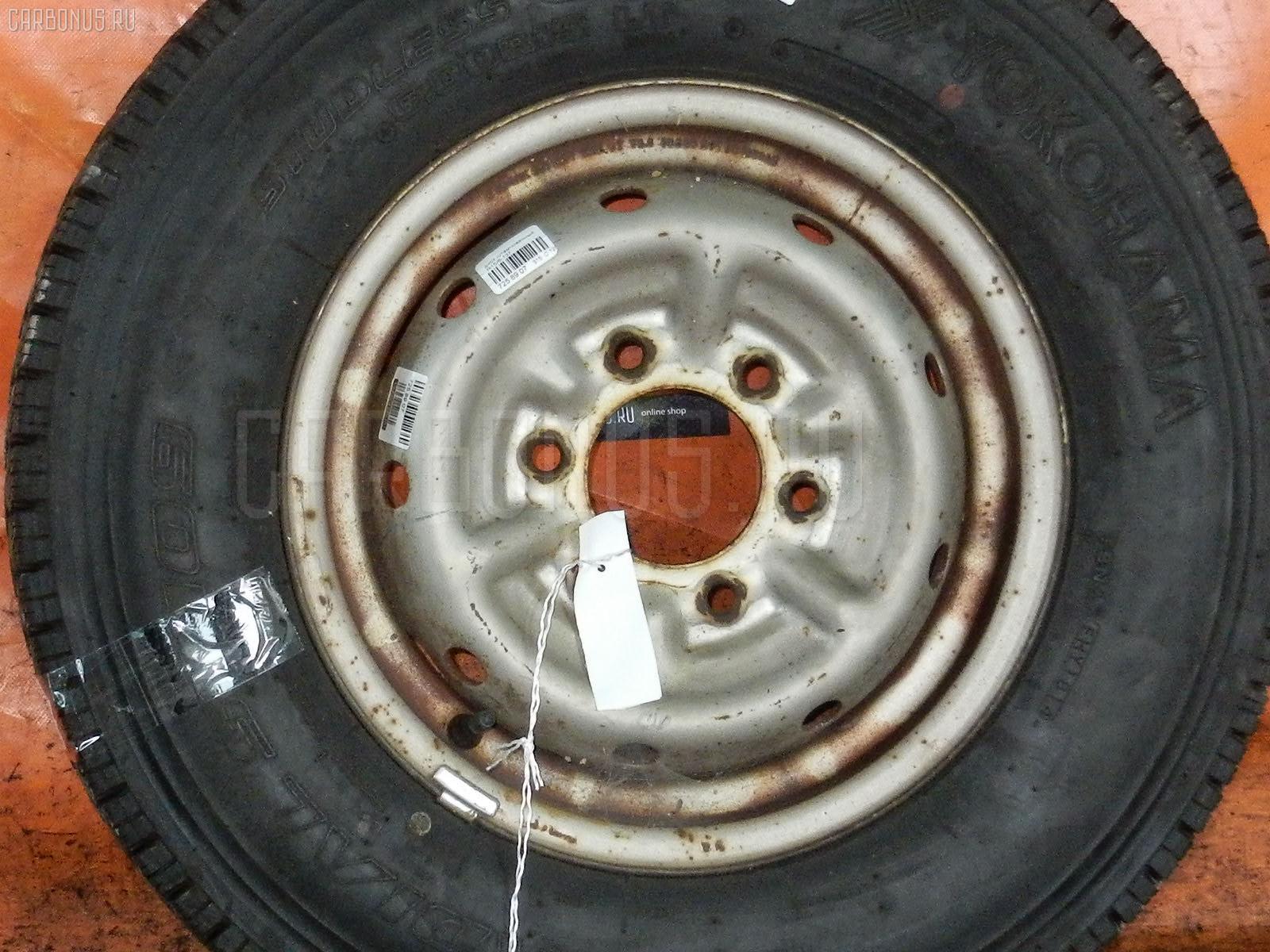 Диск штамповка грузовой R15LT / 6-139.7 Фото 1