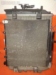 Радиатор ДВС DAIHATSU MIRA L250S Фото 3